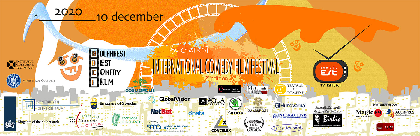 Bucharest Best Comedy Film 2020