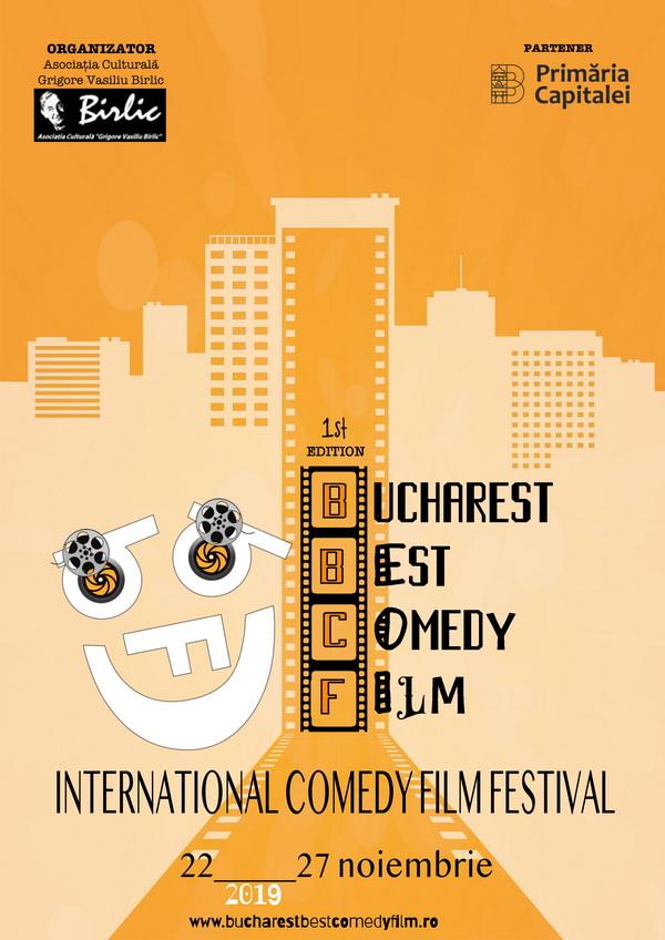 Astăzi începe Festivalul Bucharest Best Comedy Film