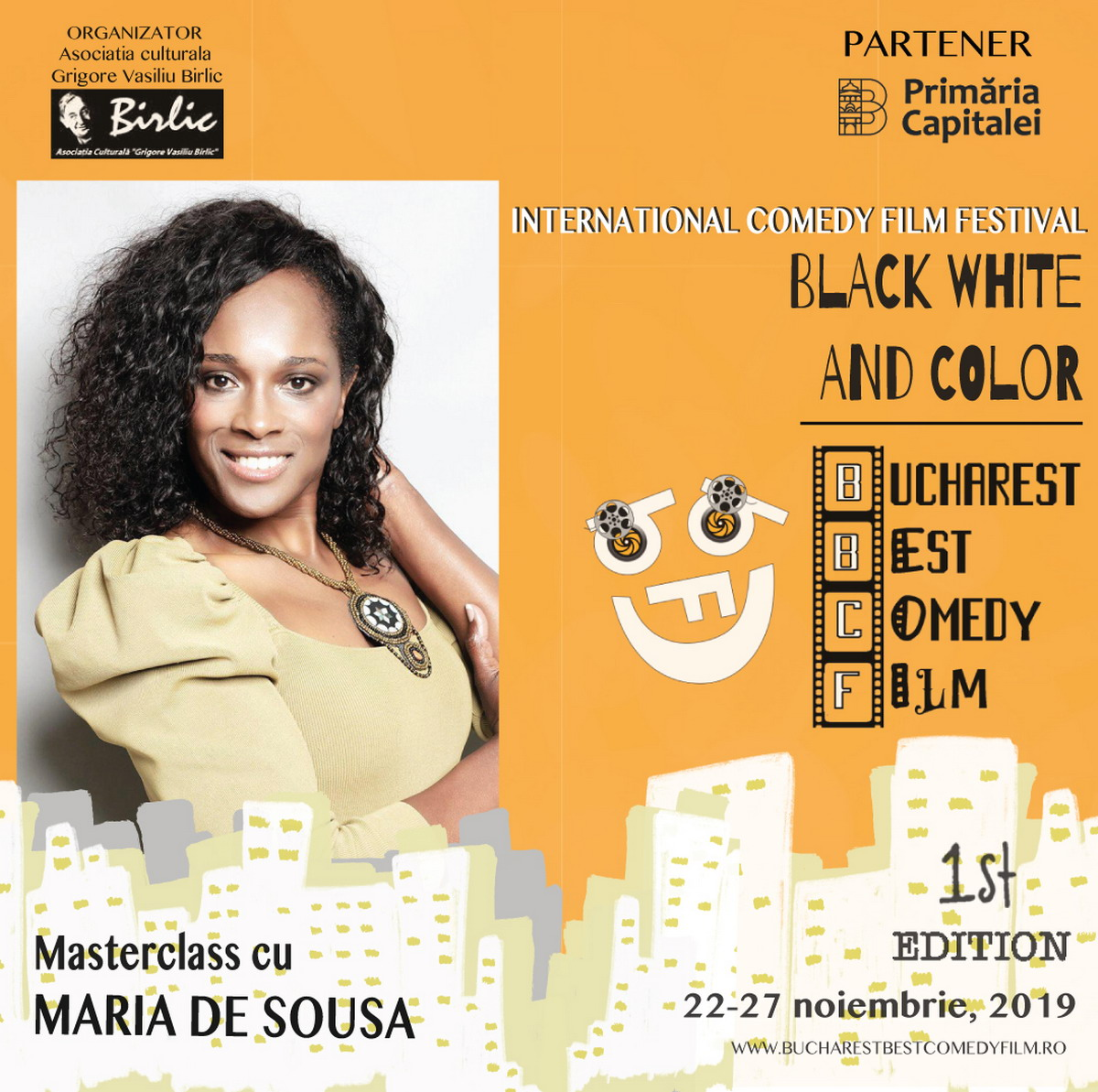 Masterclass cu Maria de Sousa și Kristina Cepraga