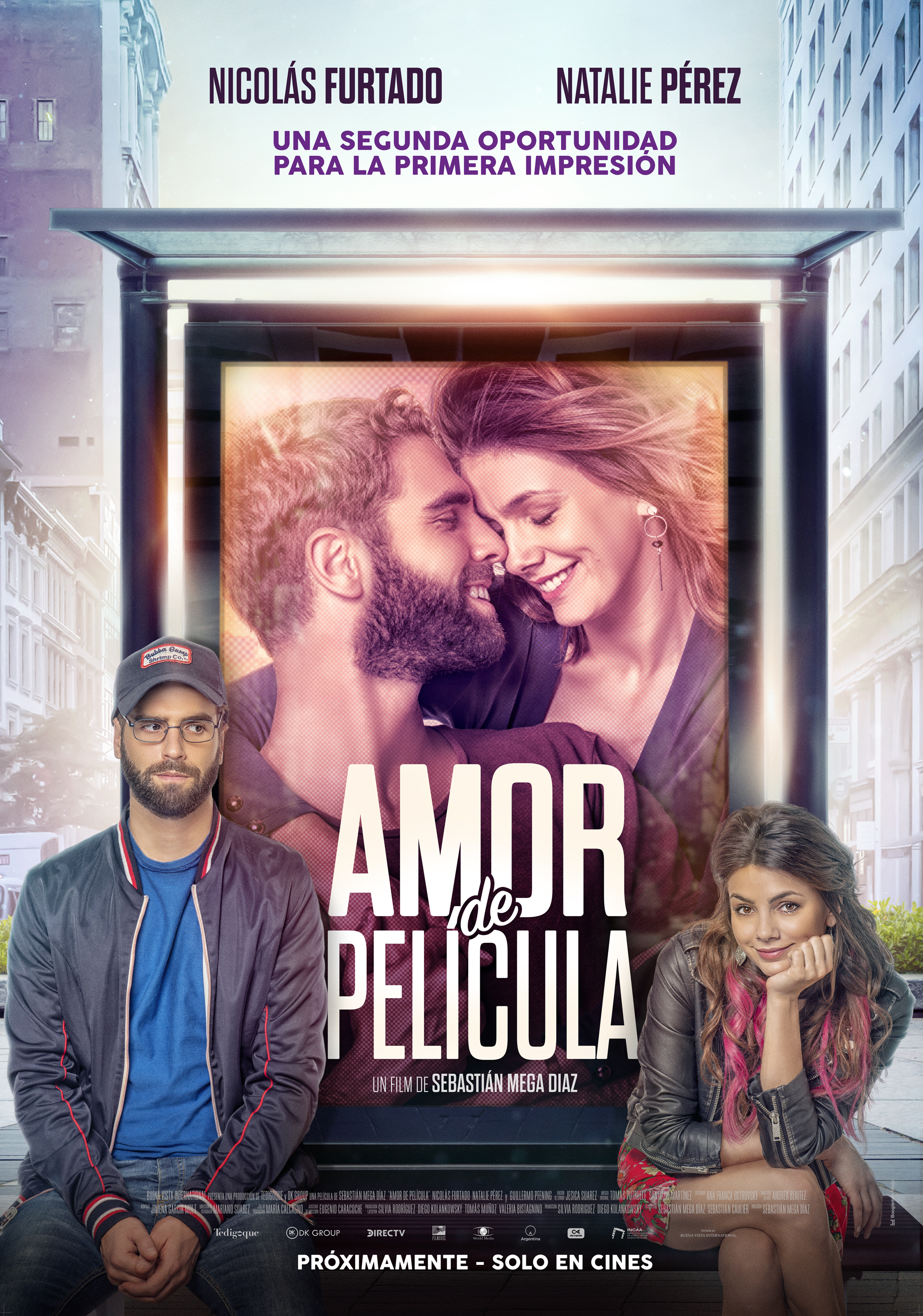Amor de pelicula/Movie Love/Dragoste de filme