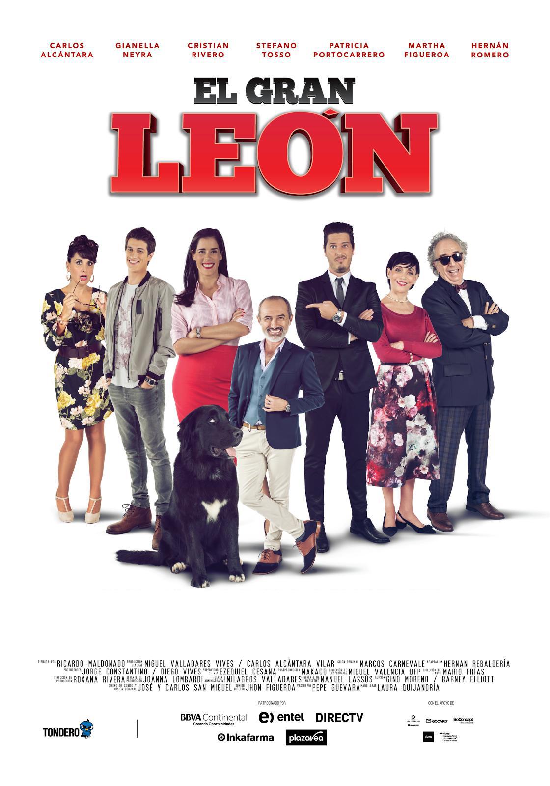 El Grand Leon/Marele Leon