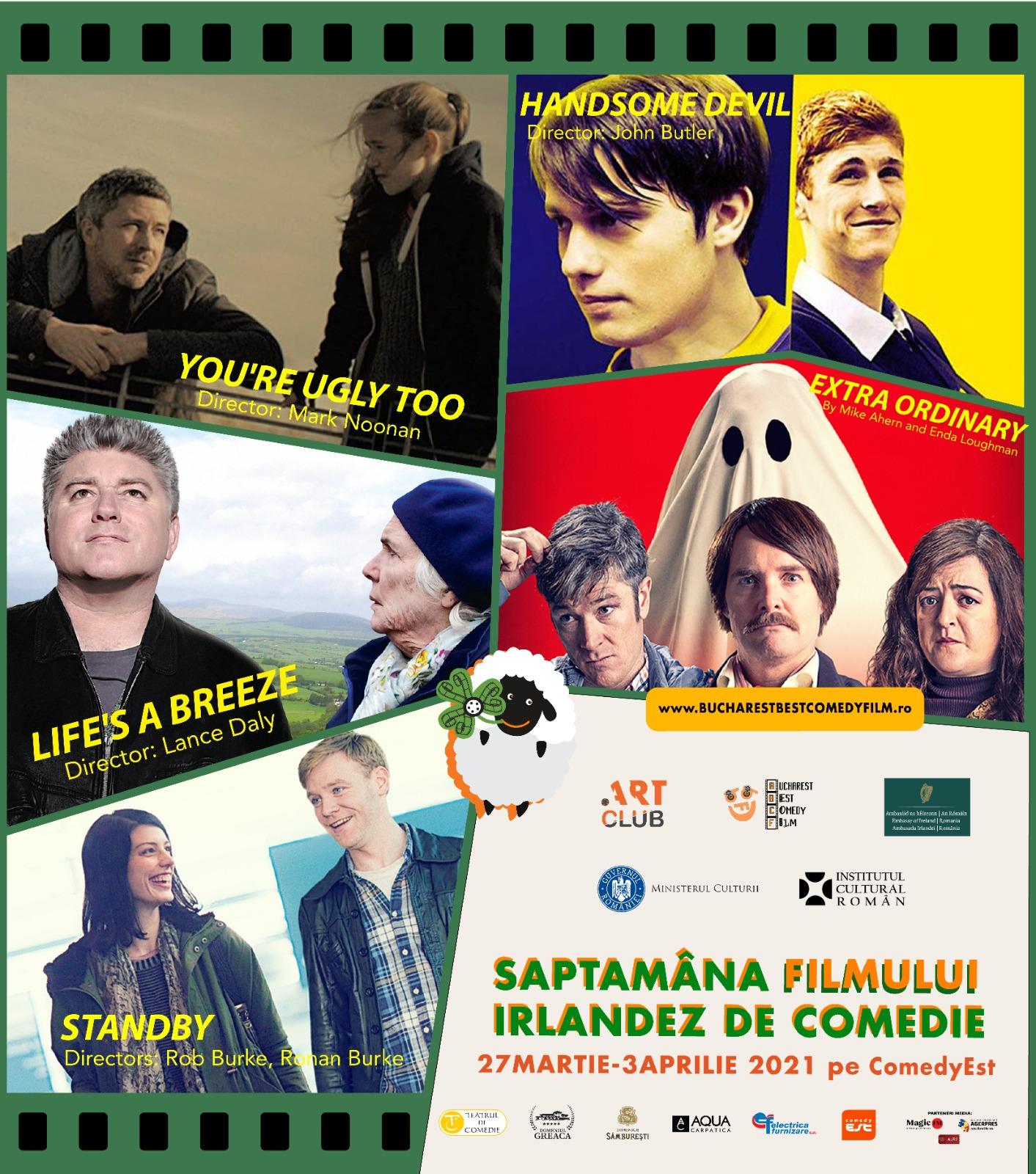 Săptămâna filmului irlandez de comedie