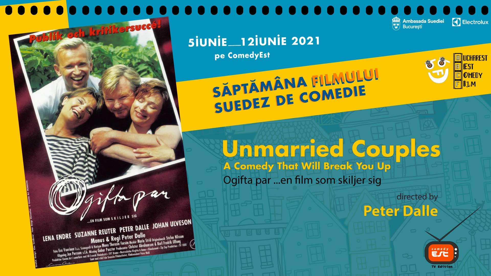 Unmarried Couples/Cupluri necăsătorite (Suedia, 1997)
