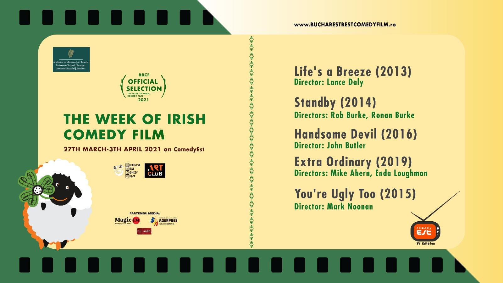 Selectia de filme BBCF2021