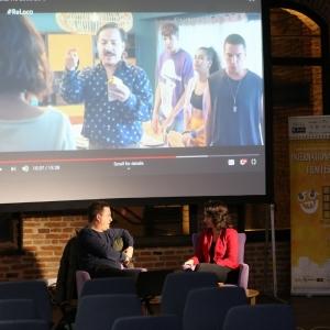 Festivalul Bucharest Best Comedy Film a programat 12 masterclass-uri și 2 workshop-uri cu specialiști  în cinematografie și actorie, și voie bună fără limite!