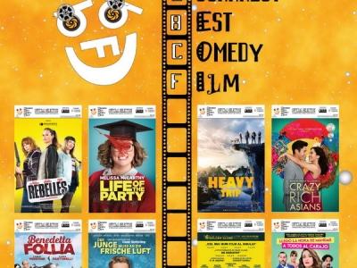 Vă plac comediile? Atunci veniți sa le vedeți la Festivalul Bucharest Best Comedy Film