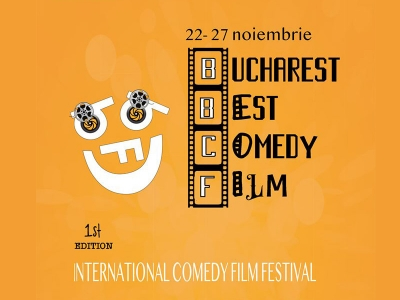 Prima ediție a Bucharest Best Comedy Film