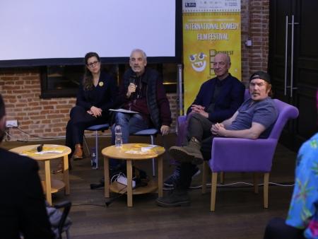 Workshop Comedy Script (sesiune cu public)